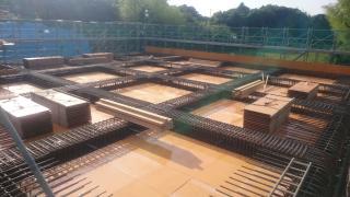 あのつ配水池築造工事