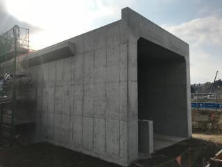 23号徳居北地区道路建設工事