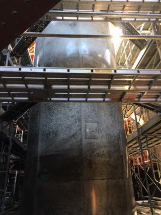 平野橋橋梁耐震補強工事